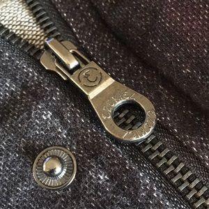 Ezekiel zipper hoodie